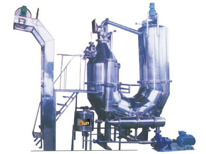 U Type Jet Dyeing Machine